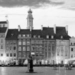 Varsavia, la città dei sogni